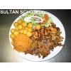 109 schotel Sultan